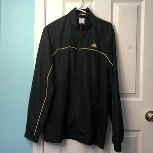 Adidas Men's Rain Jacket/Wind Breaker